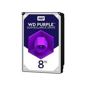 WESTERN DIGITAL WD Purple SATA 6.0Gb/s 256MB 8TB 7 200rpm3.5inch AF対応 WD82PURZ 目安在庫=△ compmoto-y
