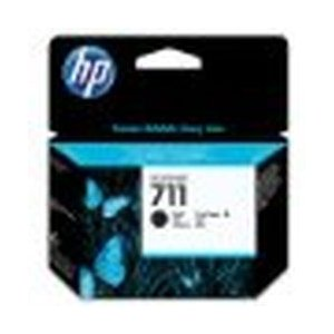 日本HP HP711インクカートリッジ ブラック80ml CZ133A 目安在庫=○|compmoto-y