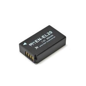 日本トラストテクノロジー MyBattery HQ for Nikon EN-EL20 MBH-EN-EL20 目安在庫=△|compmoto-y