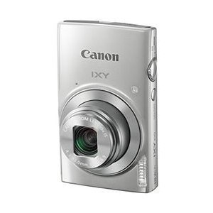 Canon キャノン IXY 210 シルバー IXY210(SL) 目安在庫=△|compmoto-y