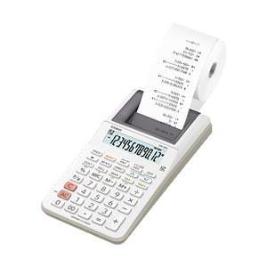 カシオ計算機(CASIO) プリンター電卓 ハンディタイプ メーカー在庫品