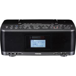 東芝 SD/USB/CDラジオ ガンメタリック 目安在庫=△|compmoto-y