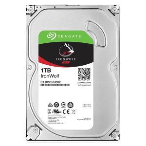 Seagate Guardian IronWolfシリーズ 3.5インチ内蔵HDD 1TB SATA...