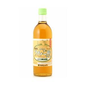 カネショウ 青森の味!フルーツビネガー ハチミツ入りんご酢ライト 500ml メーカー在庫品