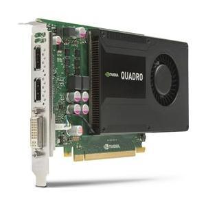 日本ヒューレット・パッカード NVIDIA Quadro K2000 グラフィックスカード (PCI Express) 目安在庫=△