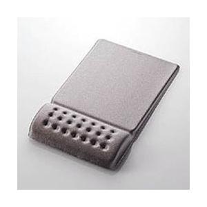 エレコム COMFY マウスパッド グレー MP-095GY メーカー在庫品