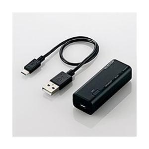 エレコム 無線ポータブルルーター親機 コンパクト 300Mbps ブラック メーカー在庫品|compmoto-y