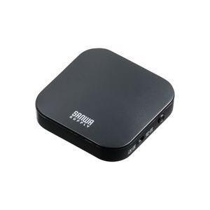 サンワサプライ Bluetoothオーディオトランスミッター&レシーバー メーカー在庫品
