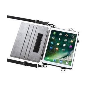 サンワサプライ スタンド機能付ショルダーベルトケース (iPad Pro 12.9インチ用) メーカー在庫品|compmoto-y