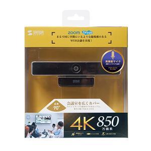 サンワサプライ 会議用ワイドレンズカメラ メーカー在庫品