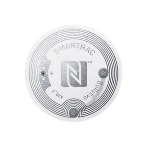 サンワサプライ NFCタグ(大容量888byte、5枚入り) クリア MM-NFCT2 メーカー在庫品[メール便対象商品]|compmoto-y
