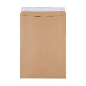 高春堂 高強度(紙厚100g/m2)スーパークラフト 発送用封筒テープ付 角2(A4判用) 500枚入 目安在庫=△|compmoto-y