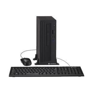 東芝クライアントソリューション PE10NFN4MR5BD1 dynaDesk DT100/N:Core i3-8100 3.60GHzメモリ8GB 目安在庫=○