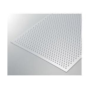 アズワン 透明塩ビパンチング板 φ3.5mm穴 200×300×1t (1枚) 目安在庫=○ compmoto-y