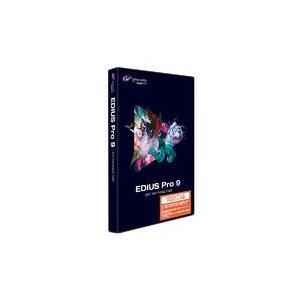 グラスバレー EDIUS Pro 9 アカデミック版 EPR9-STR-E-JP(対応OS:その他) 目安在庫=○|compmoto-y