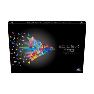 グラスバレー EPR10-STR-JP EDIUS X Pro 通常版(対応OS:その他) 目安在庫=○|compmoto-y