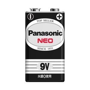 パナソニック マンガン乾電池 ネオ黒 9V形 1本シュリンクパック 目安在庫=○|compmoto