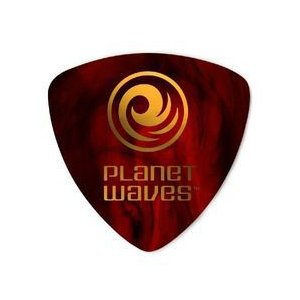 Planet Waves Wide Shape Picks 【Extra Heavy 1.25mm】 SHELL 100枚セット 仕入先在庫品|compmoto