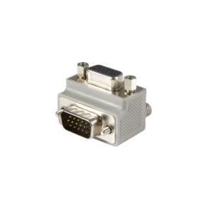 StarTech.com VGA - VGA L型(90°)変換アダプタ オス/メス GC1515MFRA1 目安在庫=○|compmoto