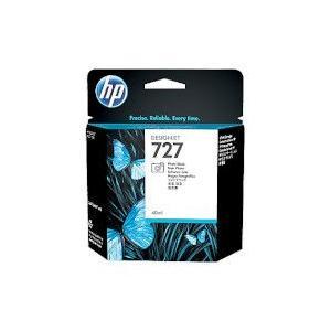 日本HP HP727フォトブラックインク40ml B3P17A 目安在庫=△|compmoto