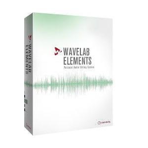 Steinberg WaveLab Elements(対応OS:WIN&MAC) 目安在庫=△|compmoto