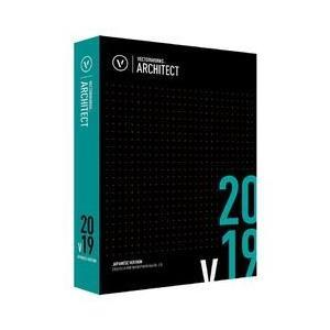 エーアンドエー Vectorworks Architect 2019 スタンドアロン版(対応OS:WIN&MAC) 目安在庫=△|compmoto