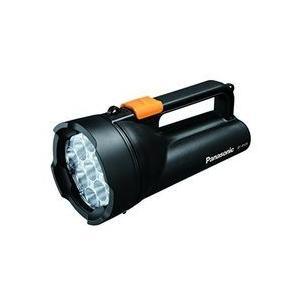パナソニック LED懐中電灯 乾電池付き BF-BS05K-K 目安在庫=△|compmoto