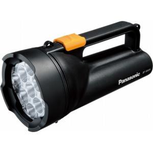 パナソニック ワイドパワーLED強力ライト (黒) 目安在庫=△|compmoto