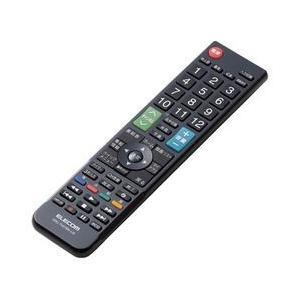 エレコム かんたんTVリモコン LG用/ブラック ERC-TV01BK-LG メーカー在庫品