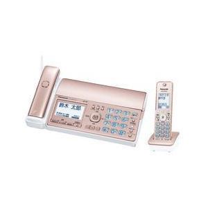 パナソニック パーソナルファックス(子機1台付き)ピンクゴールド KX-PD515DL-N 目安在庫=△|compmoto