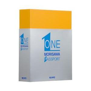 モリサワ MORISAWA PASSPORT ONE(対応O...