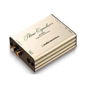 オーディオテクニカ AT-PEQ3 フォノイコライザー メーカー在庫品|compmoto