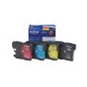 ブラザー インクカートリッジ(大容量) お徳用4色パック  LC16-4PK 目安在庫=△|compmoto