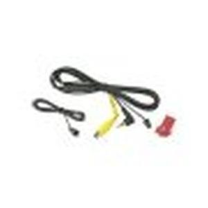 パナソニック リヤビューカメラ接続ケーブル ブラック CA-PBCX2D 目安在庫=○|compmoto