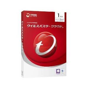 トレンドマイクロ ウイルスバスター クラウド 1年版(対応OS:WIN&MAC) 目安在庫=△|compmoto