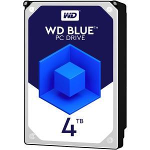 WESTERN DIGITAL WD Blueシリーズ 3.5インチ内蔵HDD 4TB SATA3(...
