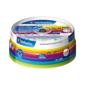 Verbatim DVD-R DL 8.5GB...の関連商品7