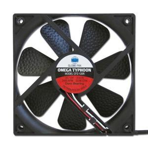 AINEX アイネックス CFZ-120RA OMEGA TYPHOON 120mm 高速タイプ 2000rpm±10%/93.96CFM/34.3dB(A)  お取り寄せ|compro