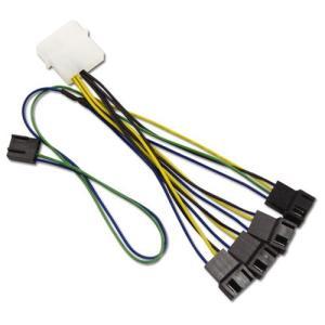 AINEX アイネックス CA-864PS ファンPWM信号4分岐ケーブル お取り寄せ|compro