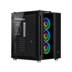 CORSAIR ケース 680X RGB Black (CC-9011168-WW) お取り寄せ|compro