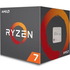 Ryzen 7 2700X BOX CPU AMD エーエムディー 3.7GHz Socket AM4 二次キャッシュ 4MB|compro