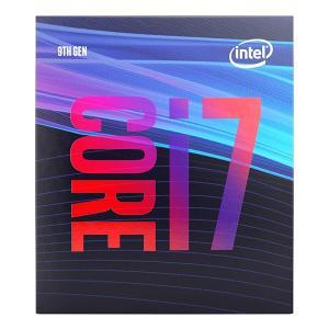 Core i7 9700 BOX Coffee Lake 3GHz LGA1151 CPU インテル intel パソコン用CPU|compro