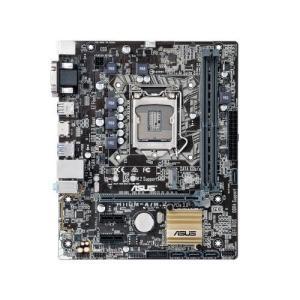 ASUSTek H110M-A/M.2 MicroATX LGA1151 INTEL H110 DDR4 PCパーツマザーボード|compro