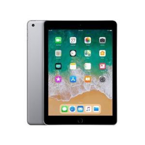 iPad アイパッド 2018 タブレット 本体 新品 MR7J2J/A 128GB 9.7インチ Wi-Fiモデル スペースグレイ 春モデル Apple pencil 対応 APPLE
