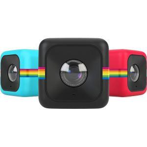 Polaroid CUBE ポラロイド キューブ POLC3 HD デジタルビデオアクションカメラ compro