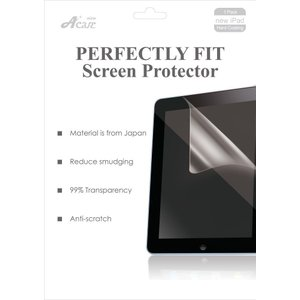 液晶保護フィルム Acase スクリーンプロテクター iPad ipad3 ipad4 ハードコーティング グレア 液晶保護シート  保護フイルム 液晶フィルム|comwap|02