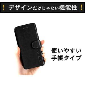 iPhone 6s / 6 ケース 手帳型 VERUS VRS DESIGN Dandy Layered マグネット式 ベルト 手帳 レザー カバー  アイフォン 6s / 6 専用|comwap|04