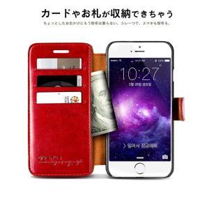 iPhone 6s / 6 ケース 手帳型 VERUS VRS DESIGN Dandy Layered マグネット式 ベルト 手帳 レザー カバー  アイフォン 6s / 6 専用|comwap|05