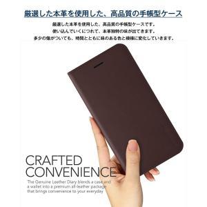 Galaxy S8 Plus ケース 手帳型 本革 ハンドメイド 高級 レザー ベルトなし マグネット なし 薄型 スリム 手帳 カバー ギャラクシーS8プラス VRS Genuine Leather|comwap|03