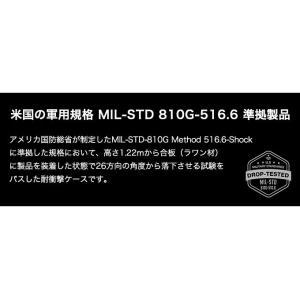 iPhone8 iPhone7 ケース カード 収納 耐衝撃 米軍 MIL 規格 背面 カードケース 5枚 衝撃 吸収 ハイブリッド カバー アイフォン8 アイフォン7 VRS Damda Folder|comwap|03